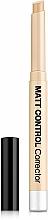 Fragrances, Perfumes, Cosmetics Matte Corrector - Dermacol Matt Control Corrector