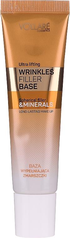"""Makeup Base """"Mimic Wrinkles Filler"""" - Vollare Cosmetics Wrinkles Filler Base"""