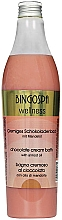 Fragrances, Perfumes, Cosmetics Bath Cream with Creamy Chocolate and Orange Extract - BingoSpa
