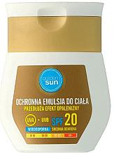 Fragrances, Perfumes, Cosmetics Sun Lotion SPF20 - Golden Sun