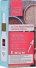Fragrances, Perfumes, Cosmetics Nourishing Serum with Rice Extract - Czyste Piekno Face Serum