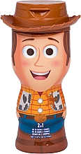 Fragrances, Perfumes, Cosmetics Shower Gel - Disney Toy Story 4 Woody Shower Gel