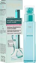 Fragrances, Perfumes, Cosmetics Face Aqua-Fluid for Dry & Sensitive Skin - L'Oreal Paris Hydra Genius Aloe Water