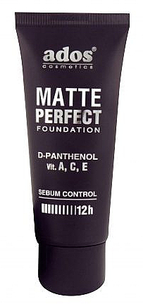 Mattifying Foundation - Ados Matte Perfect Foundation