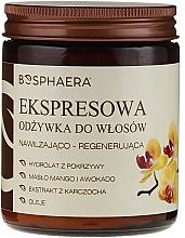 Fragrances, Perfumes, Cosmetics Express Hair Conditioner with Mango and Avocado Oils - Bosphaera