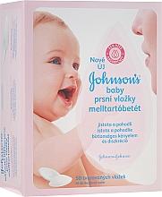 Fragrances, Perfumes, Cosmetics Breastfeeding Breast Pads 50 pcs. - Johnson's Baby
