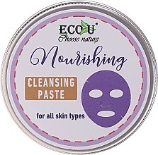 Fragrances, Perfumes, Cosmetics Cleansing Face Paste - ECO U Nourishing Cleansing Paste For All Skin Types