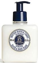 Fragrances, Perfumes, Cosmetics Ultra Rich Hand & Body Wash - L'occitane Shea Butter Ultra Rich Hand & Body Wash