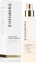Fragrances, Perfumes, Cosmetics Bi-Phase Makeup Remover - Jose Eisenberg Bi-Phase Pure Make-Up Remover