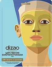 """Fragrances, Perfumes, Cosmetics Facial Boto Mask """"Royal Gold"""" - Dizao"""
