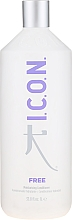 Fragrances, Perfumes, Cosmetics Moisturizing Conditioner - I.C.O.N. Care Free Conditioner