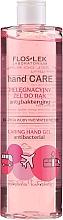 Fragrances, Perfumes, Cosmetics Antibacterial Hand Gel with Rose and Peony - Floslek Hand Care Caring Hand Gel