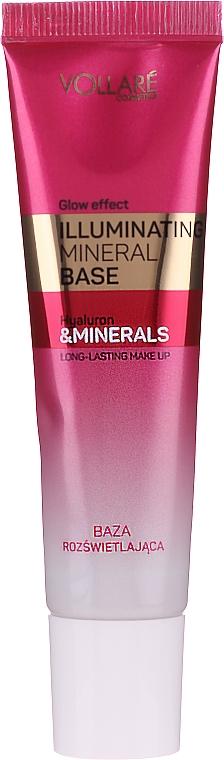 Illuminating Makeup Base - Vollare Glow Effect Illuminating Mineral Base