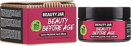 Fragrances, Perfumes, Cosmetics Anti-Aging Face Cream - Beauty Jar Beauty Before Age Youth Preserve Face Cream