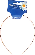 Fragrances, Perfumes, Cosmetics Hair Hoop 27505, leopard - Top Choice