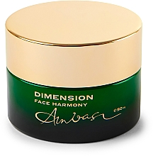 Fragrances, Perfumes, Cosmetics Aromatherapeutic Soothing Cream for Sensitive & Couperose Skin - Ambasz Aromatherapeutic Dimension Face Harmony Cream