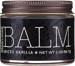 Fragrances, Perfumes, Cosmetics Balm for Beards - 18.21 Man Made Beard Balm Spiced Vanilla