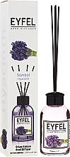 """Fragrances, Perfumes, Cosmetics Reed Diffuser """"Hyacinth"""" - Eyfel Perfume Reed Diffuser Hiacynt"""