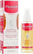 Fragrances, Perfumes, Cosmetics Mom Anti Stretch Marks Oil - Mustela Maternidad Stretch Marks Prevention Oil