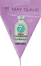 Fragrances, Perfumes, Cosmetics Hyaluronic Acid Serum - May Island 7 Days Highly Concentrated Hyaluronic Ampoule