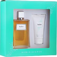 Fragrances, Perfumes, Cosmetics Reminiscence Ambre - Set (edt/100ml + b/lot/75ml)