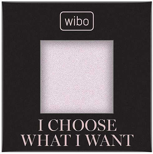 Face Highlighting Powder - Wibo I Choose What I Want Shimmer