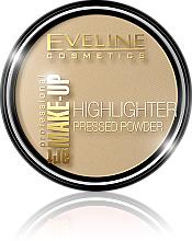 Fragrances, Perfumes, Cosmetics Shimmer Powder - Eveline Cosmetics Highlighter Pressed Powder Art Professional Make-up