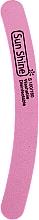 Fragrances, Perfumes, Cosmetics Banana Nail File 100/180, pink - SunShine