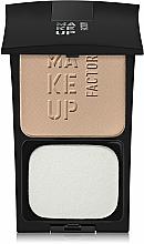 Fragrances, Perfumes, Cosmetics Face Powder - Make Up Factory Compact Powder