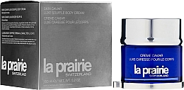 Fragrances, Perfumes, Cosmetics Body Souffle - La Prairie Skin Caviar Luxe Souffle Body Cream