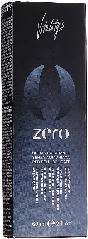 Ammonia-Free Long-Lasting Cream Color - Vitality's Zero