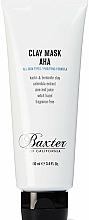 Fragrances, Perfumes, Cosmetics CLeansing Facial Clay Mask - Baxter of California Clay Mask AHA