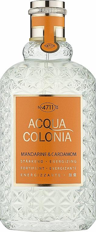 Maurer & Wirtz 4711 Acqua Colonia Mandarine & Cardamom - Eau de Cologne