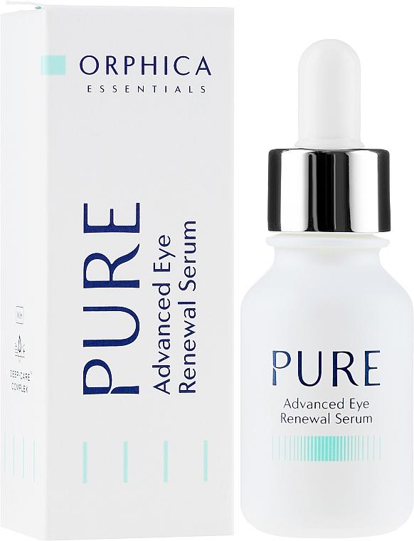Eye Serum - Orphica Pure Advanced Eye Renewal Serum