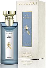 Fragrances, Perfumes, Cosmetics Bvlgari Eau Parfumee au The Bleu - Eau de Cologne