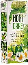 Fragrances, Perfumes, Cosmetics Moisturizing Face Wash Gel - Nonicare Intensive Face Wash Gel