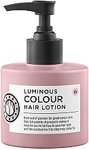 Fragrances, Perfumes, Cosmetics Lotion for Colored Hair with Thermal Protection - Maria Nila Luminous Colour Hair Lotion