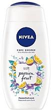 Fragrances, Perfumes, Cosmetics Shower Cream-Gel - Nivea Soft Passion Fruit