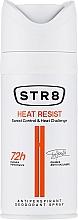 Fragrances, Perfumes, Cosmetics Deodorant - STR8 Heat Resist Antiperspirant Deodorant Spray