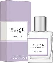 Fragrances, Perfumes, Cosmetics Clean Simply Clean - Eau de Parfum