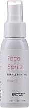 Fragrances, Perfumes, Cosmetics Face Spray - Browly Face Spritz Spray
