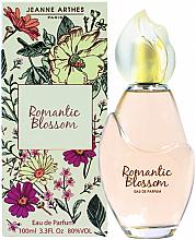Fragrances, Perfumes, Cosmetics Jeanne Arthes Romantic Blossom - Eau de Parfum