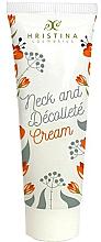 Fragrances, Perfumes, Cosmetics Neck & Decollete Cream - Hristina Cosmetics Neck And Decolte Cream