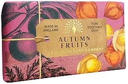 Fragrances, Perfumes, Cosmetics Autumn Fruits Soap - The English Anniversary Autumn Fruits Soap