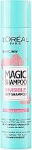 Fragrances, Perfumes, Cosmetics Invisible Hair Dry Shampoo - L'Oreal Paris Magic Shampoo Rose Tonic