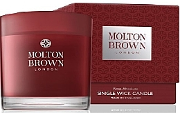 Fragrances, Perfumes, Cosmetics Molton Brown Rosa Absolute Single Wick Candle - Scented Candle