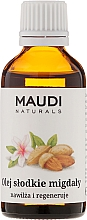 Fragrances, Perfumes, Cosmetics Sweet Almond Oil - Maudi