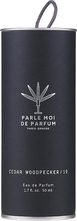Parle Moi de Parfum Cedar Woodpecker 10 - Eau de Parfum  — photo N1