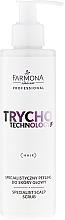Fragrances, Perfumes, Cosmetics Specialized Scalp Scrub - Farmona Professional Trycho Technology Specialist Scalp Scrub