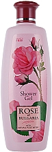 Fragrances, Perfumes, Cosmetics Shower Gel with Rose Water - BioFresh Shower Gel